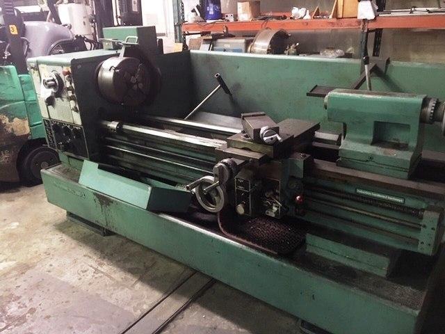 Harrison M500 Gap Bed Engine Lathe