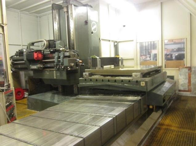 Mollart PRB 3000 CNC Gun Drill