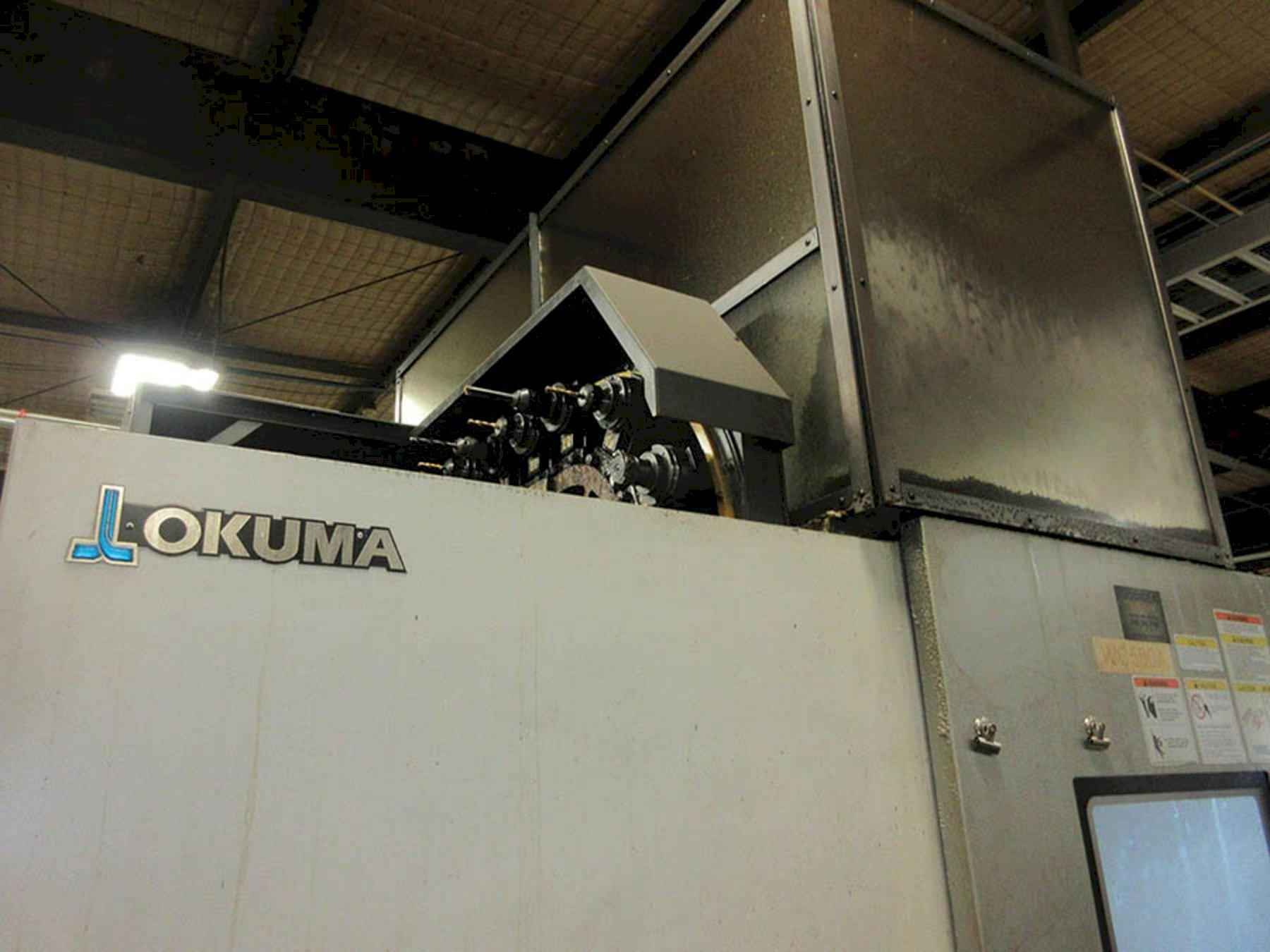 Okuma MA-550VB CNC Vertical Machining Center