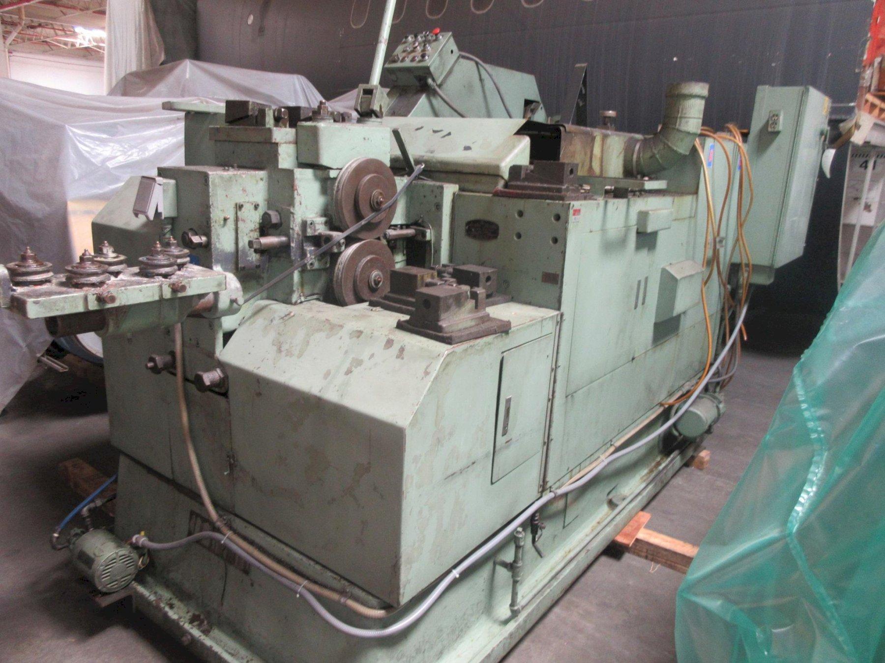"1/2"" Asahi Okuma Model ORH-120 2 Die 3 Blow Cold Header"