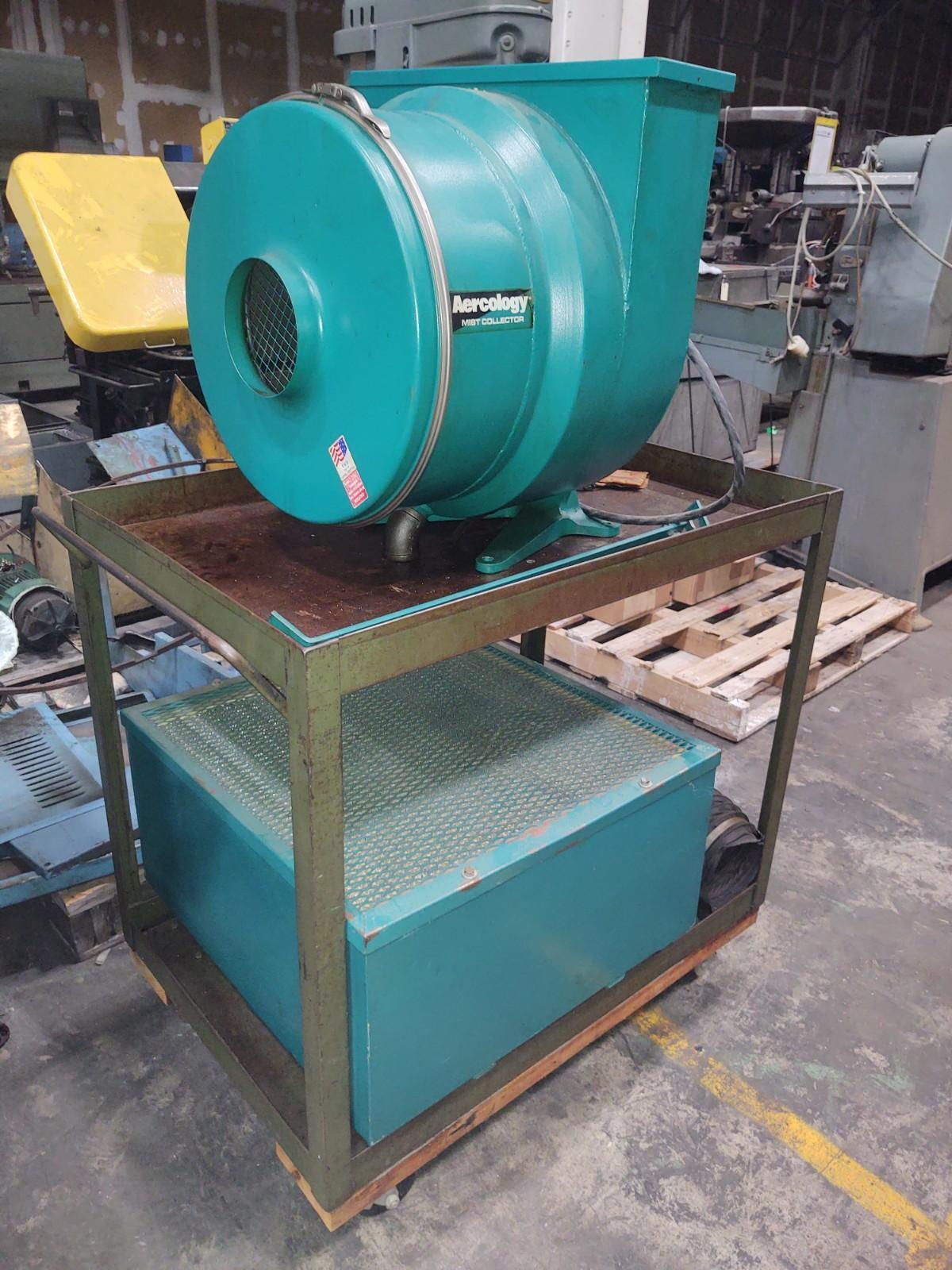 Aercology Air Cleaner Model EA 700