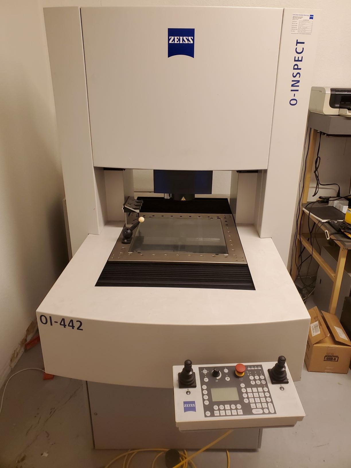 ZEISSZeiss O-Inspect 4/4/2 DCC Coordinate Measuring Machine (CMM)(#33197)