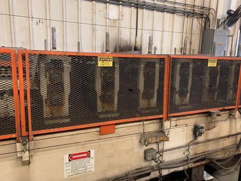 Bradbury / Lockformer Standing Seam Panel Line