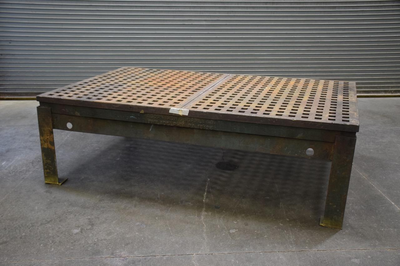 Acorn 8' x 5' Welding Table