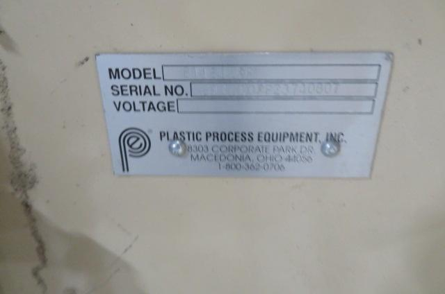 PPE Used BT1600PP Pneumatic Tilter, 2000 lbs. Capacity