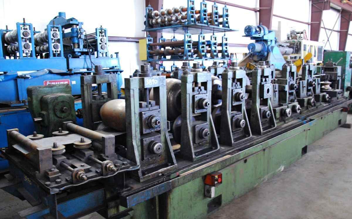 """6"""" (152mm) x .120"""" (3mm) Abbey Etna 6SXU Tube Mill"""