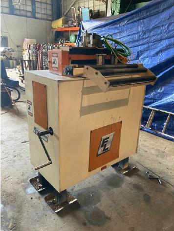 "24"" WIDE x .125"" FEED LEASE CABINET STYLE SERVO FEEDER"