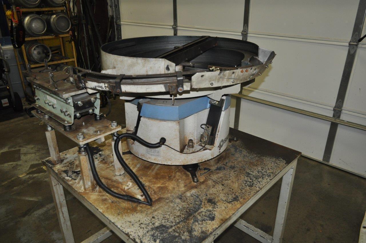 """30"""" Shinko Vibratory Bowl Feeder Model LF-30/CIS-N-104"""