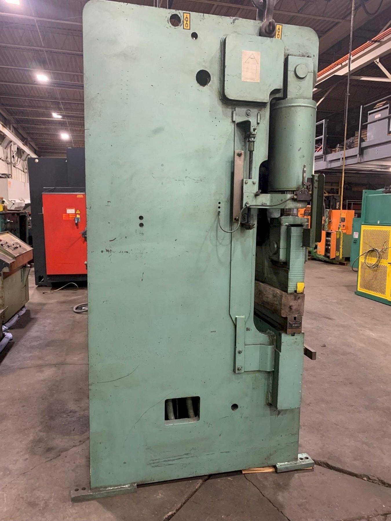 USED BETENBENDER 160 TON X 14' HYDRAULIC CNC PRESS BRAKE, Stock# 10879, Year: 1997