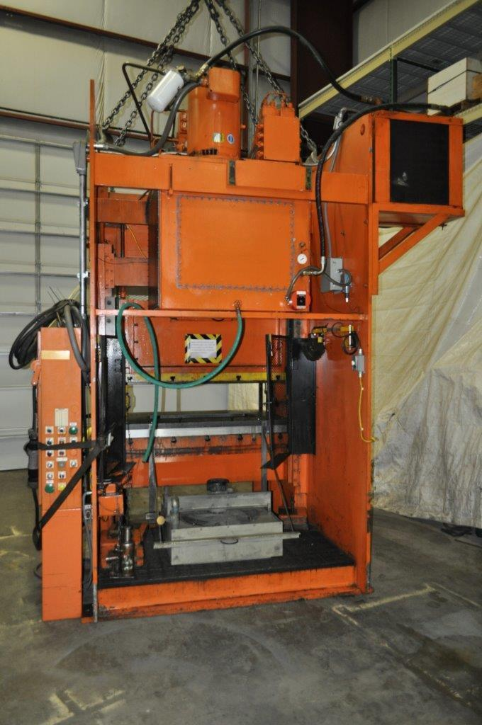 150 Ton Greenerd Hydraulic Press