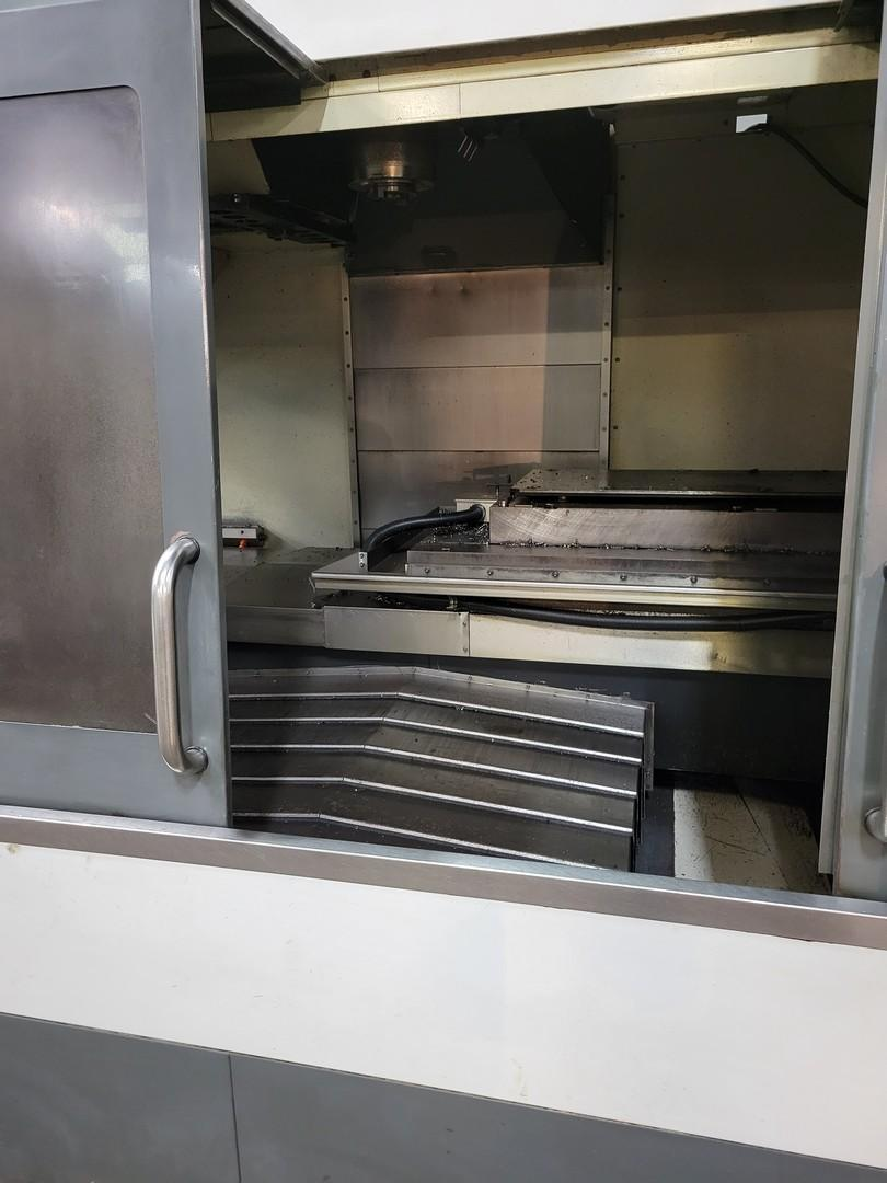HAASHaas VF-6/50 CNC Vertical Machining Center w/ Midaco 2-Pallet Changer, Low Hours!