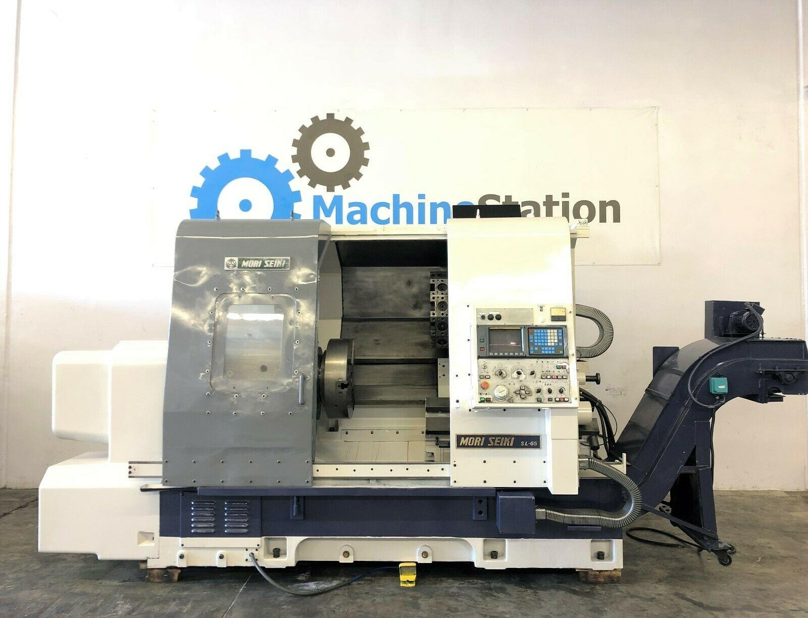 MORI SEIKI - Used Machines | Machine Hub