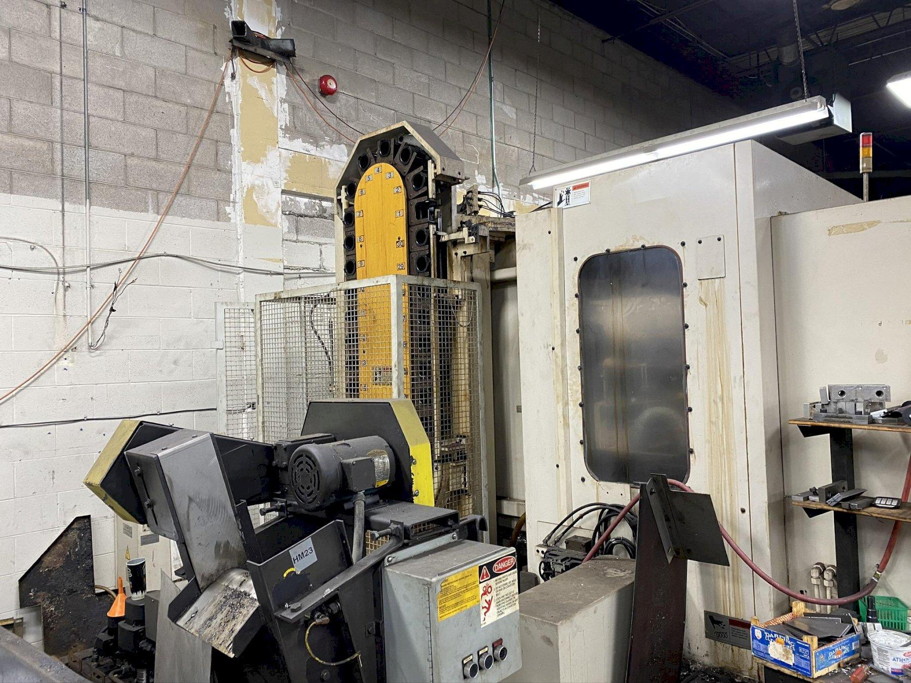 Mitsubishi MH5A CNC Horizontal  Machining Center