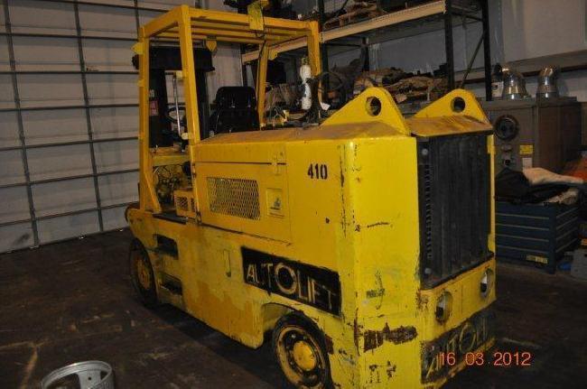 AUTOLIFT L5-300-24  Trucks, Lift Gas Or Electric