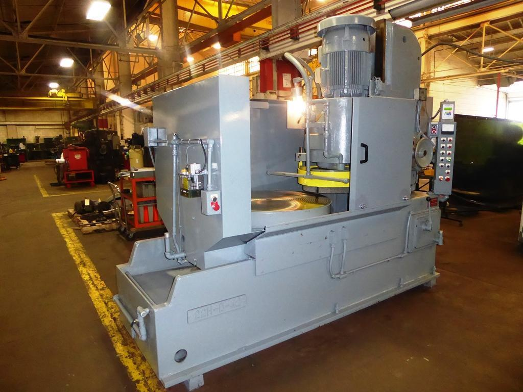 """Blanchard #22HD-42, 42"""" Geared Head Vertical Spindle Rotary Surface Grinder, Certified With Warranty, 79'"""