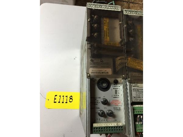 Indramat Servo Power Supply - TVM 1.2-50W0-115V