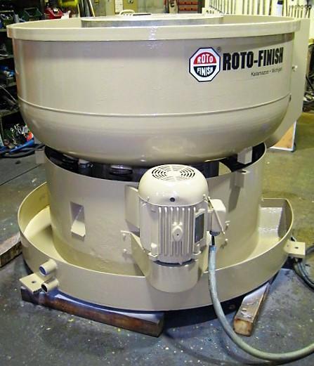 Roto Finish Vibratory Finishing Machine