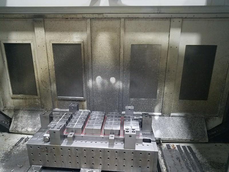OKK HM 1250s CNC Horizontal Machining Center