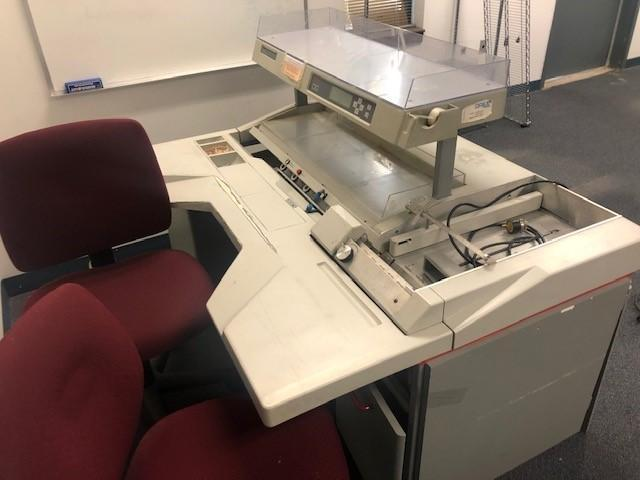 Opex Model 50 Rapid Extraction Desk