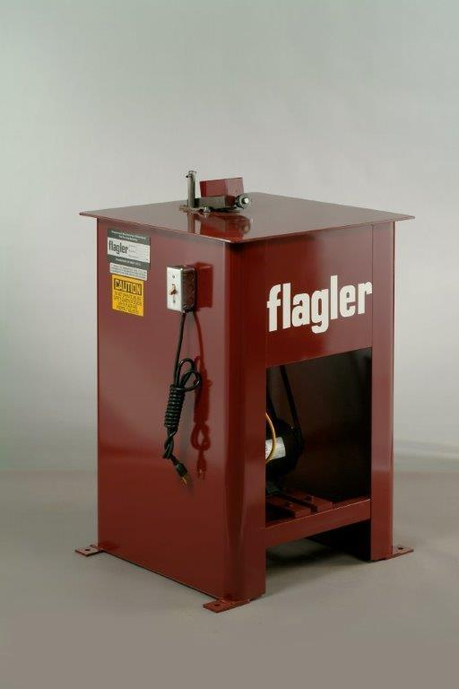 New Flagler 16 Ga or 18 ga. Power Flanging Machine