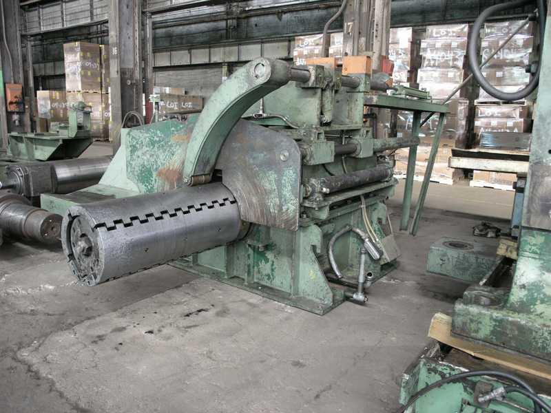 2 Hi 1 Stand Lewis Rolling Mill