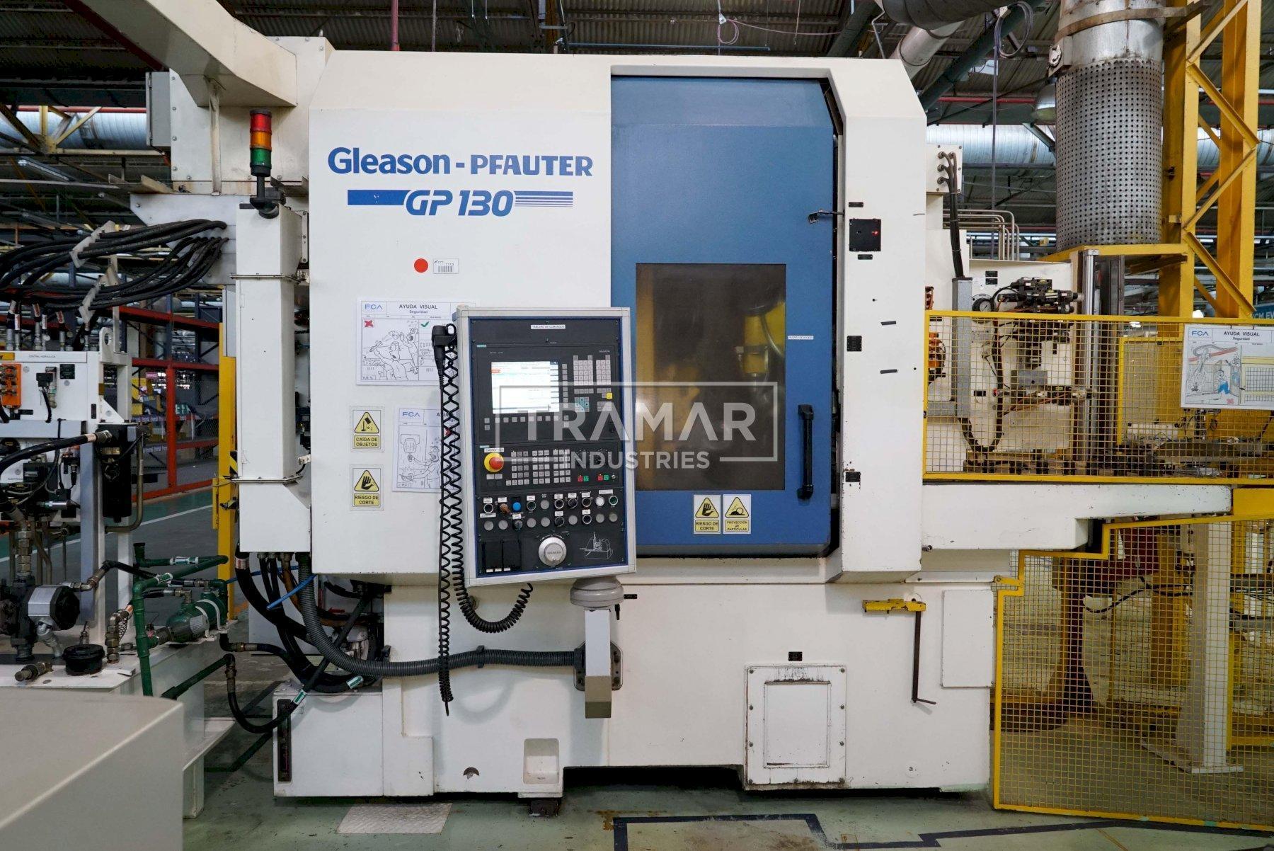 Gleason Pfauter GP130 CNC Gear Hobber (Retrofitted in 2015)