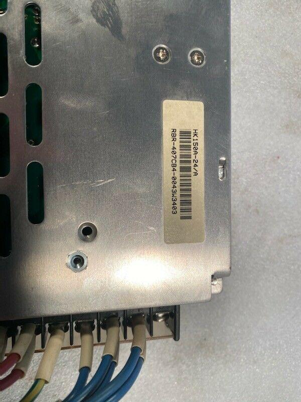 Lambda HK150A-24/A Power Supply 100-120VAC 3.2A 50/60Hz, RBR 407CB4-0043W3403