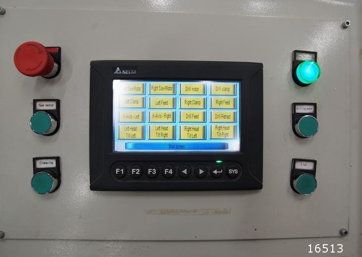 HYDRAPOWER DMS-500*7000 DOUBLE DIGITAL MITER SAW