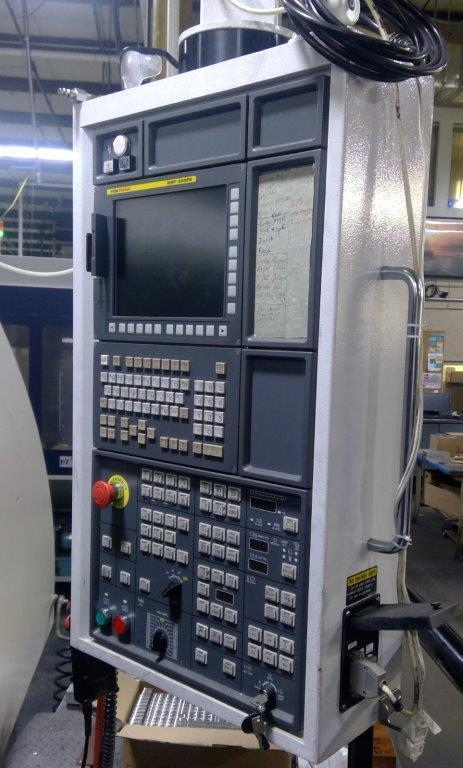 (2013) YCM TV-2110B CNC VERTICAL MACHINING CENTER. STOCK # 1161220