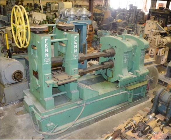 "8.375"" x 14"" 2-HI/4-HI Fenn Rolling Mill"