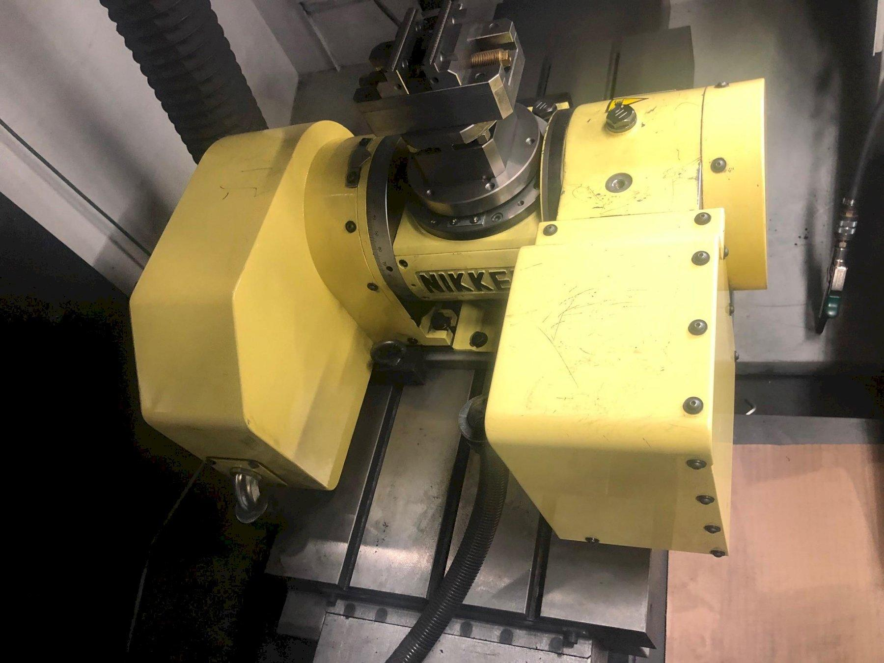 NIKKEN 5AX-130 5-Axis Rotary Table