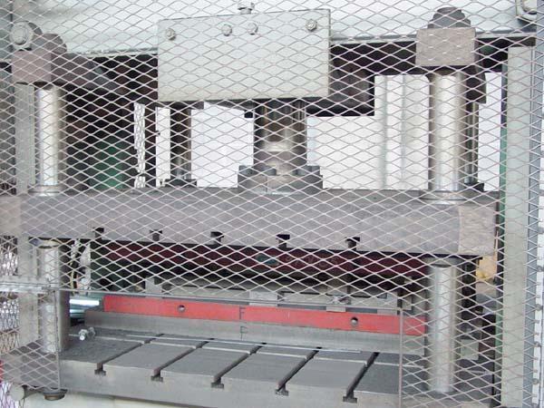 150 Ton Dake H-Frame Hydraulic Press W/ Guided Platens