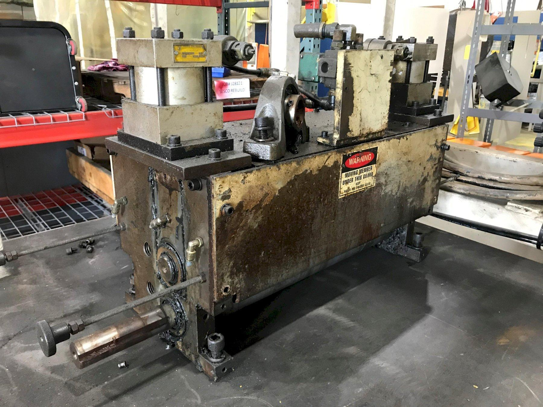 CHS Automation Servo Roll Feed Press Feed 18