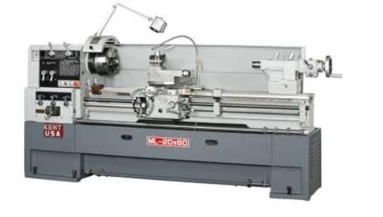 NEW - KENT USA MLX-2060T PRECISION ENGINE LATHE