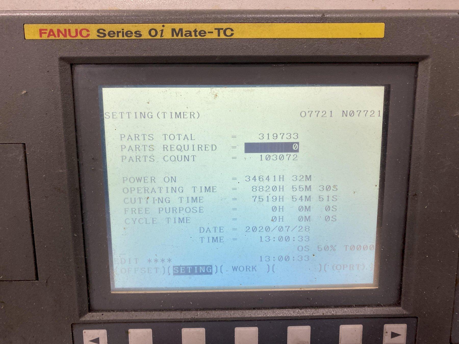 2006 Supertec G32P-100 CNC Cylindrical Grinder