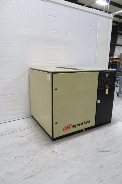 Ingersoll Rand Used EP50-PE Air-Cooled, Compressor, 50hp, 460V, Yr. 2004