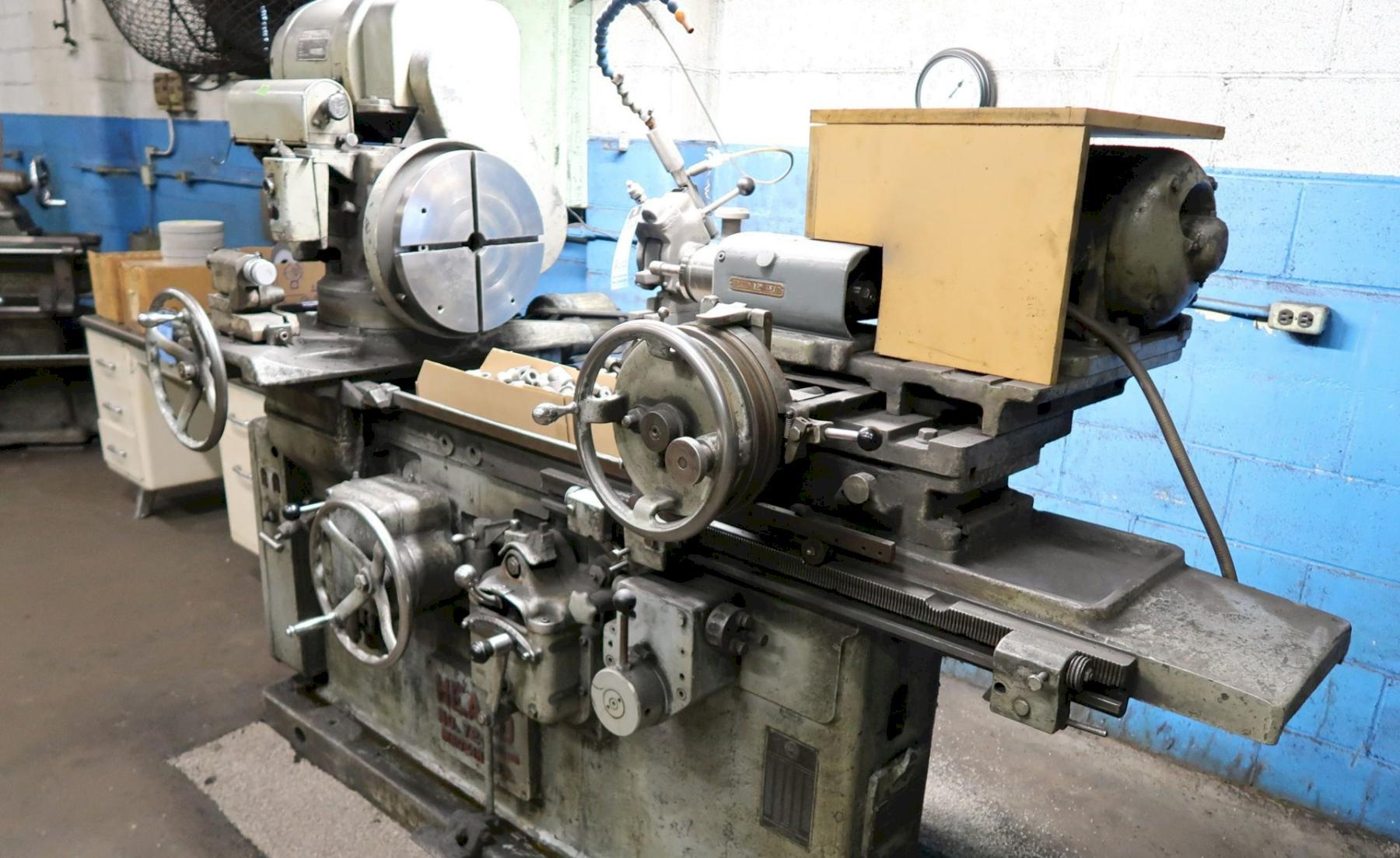 Heald Model 72A Internal Grinding Machine, S/N pending.