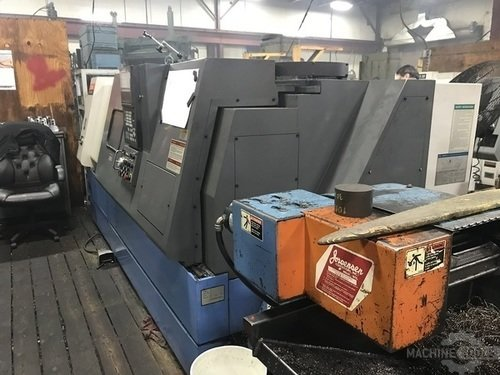 MAZAK QUICK TURN 300