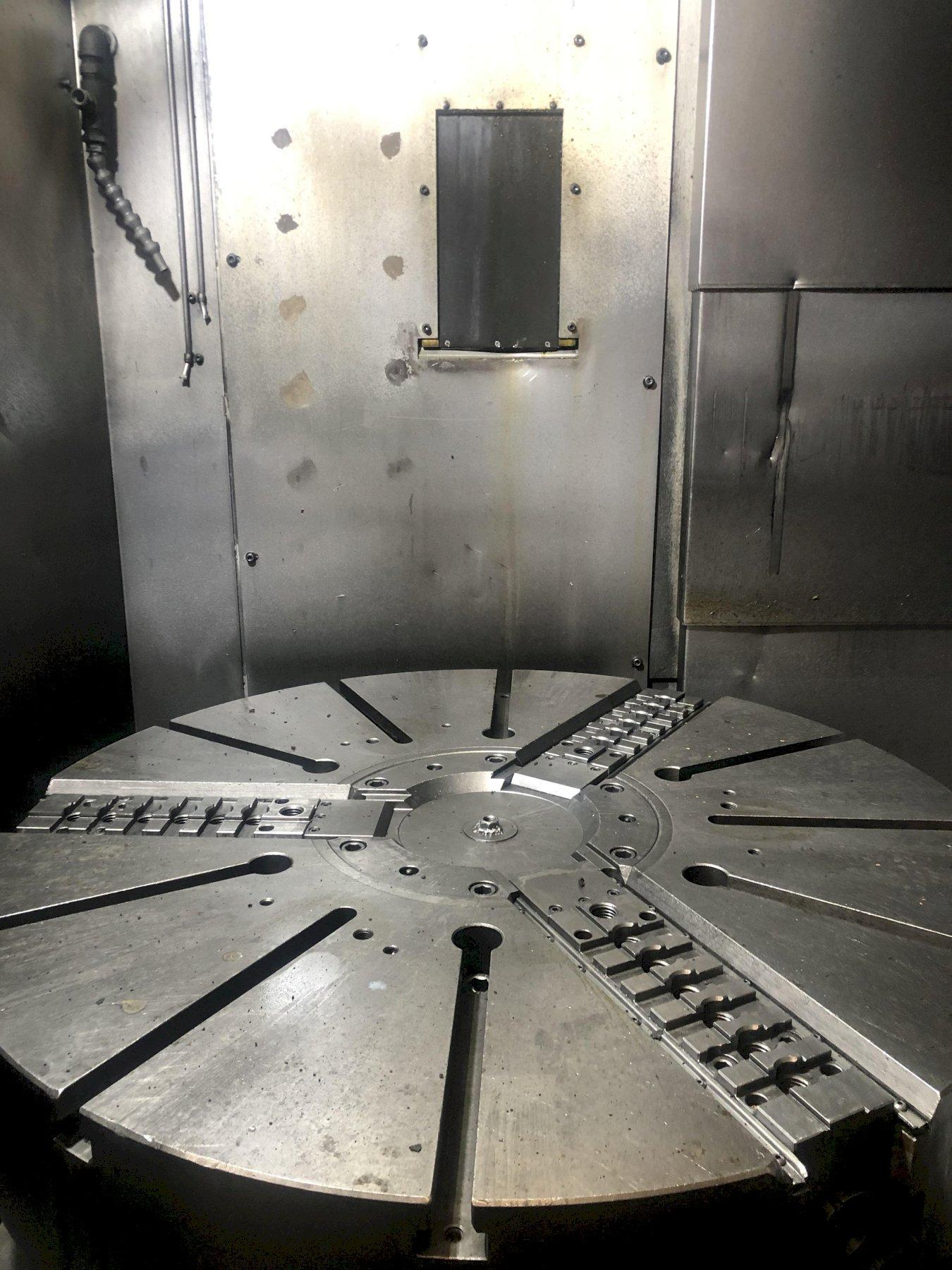 2007 Okuma VTM-100 CNC Vertical Lathe
