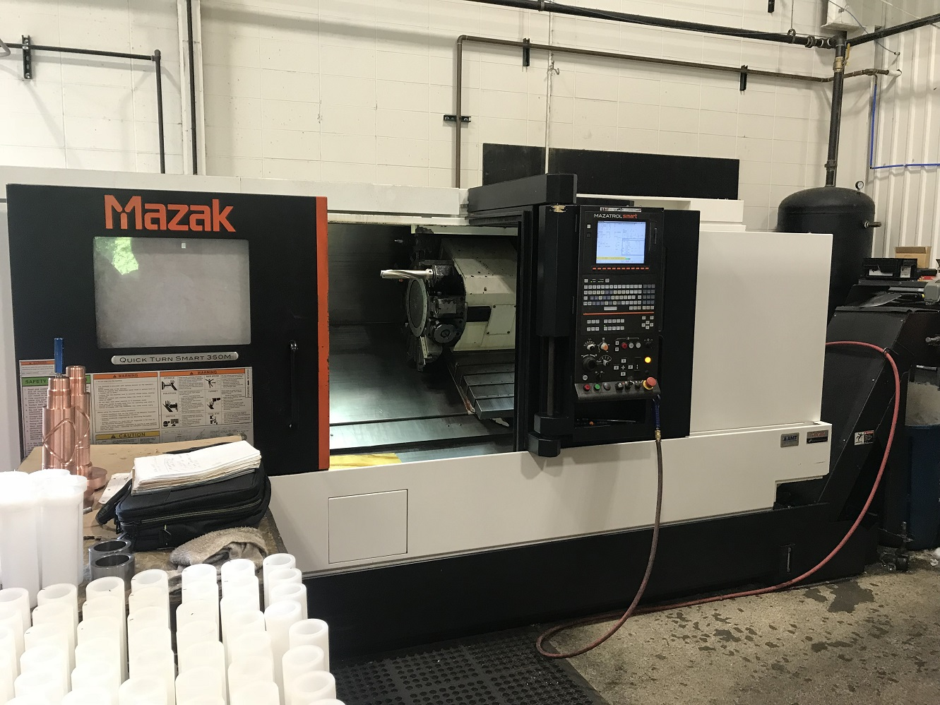 MAZAK QUICK TURN SMART 350M-1250U