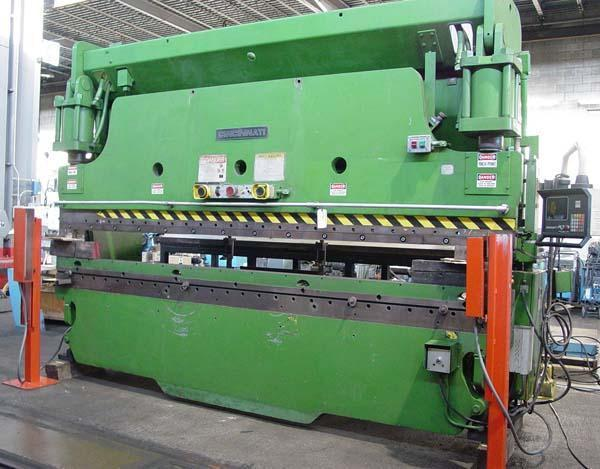 175 Ton X 12' Cincinnati Hydraulic Press Brake