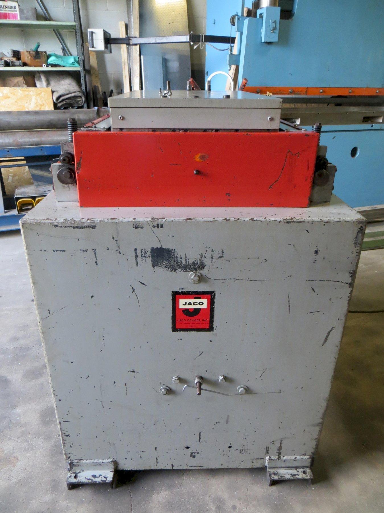 Jaco Motorized Straightener Model JSH-257-1