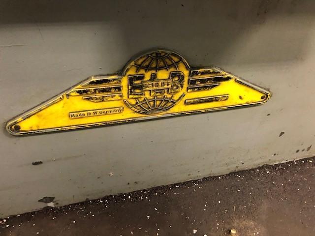 """14"""" x 34 1/2"""" ELB SCHLIFF HYDRAULIC SURFACE GRINDER"""