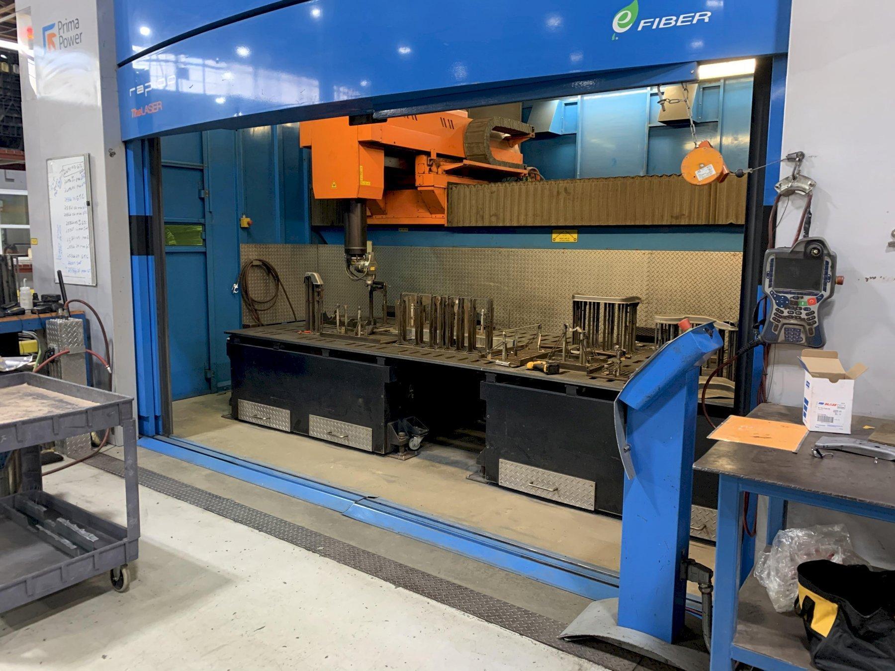 Prima 3000 watt 5 axis laser 2010