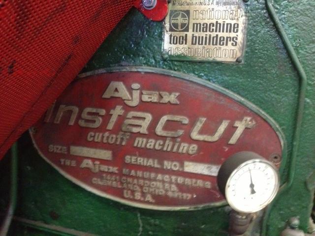 """1-3/4"""" Ajax """"Instacut"""" #175 Bar Cut-Off"""
