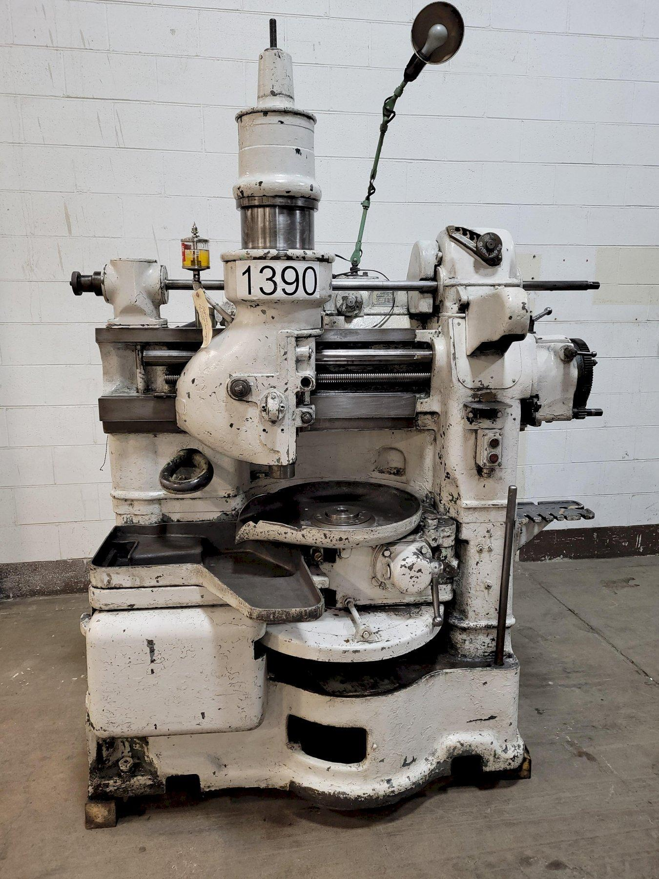 Fellows Type 6A Gear Shaper