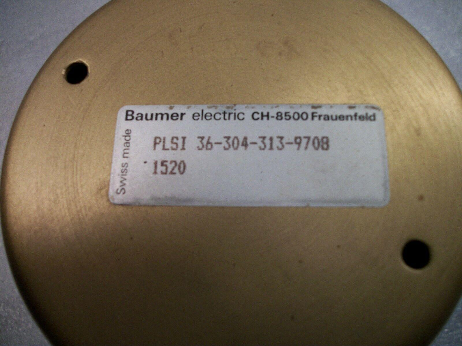 Baumer Electronic Encoder PLSI 36-304-313-9709-1520 Harosyn 11BRCT-300-M-10A