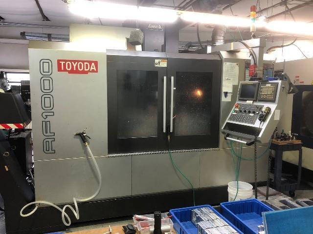 Toyoda Awea AF 1000 Vertical Machining Center (2006)