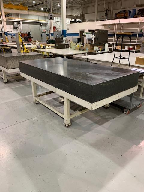 4' x 8' Granite Surface Plate