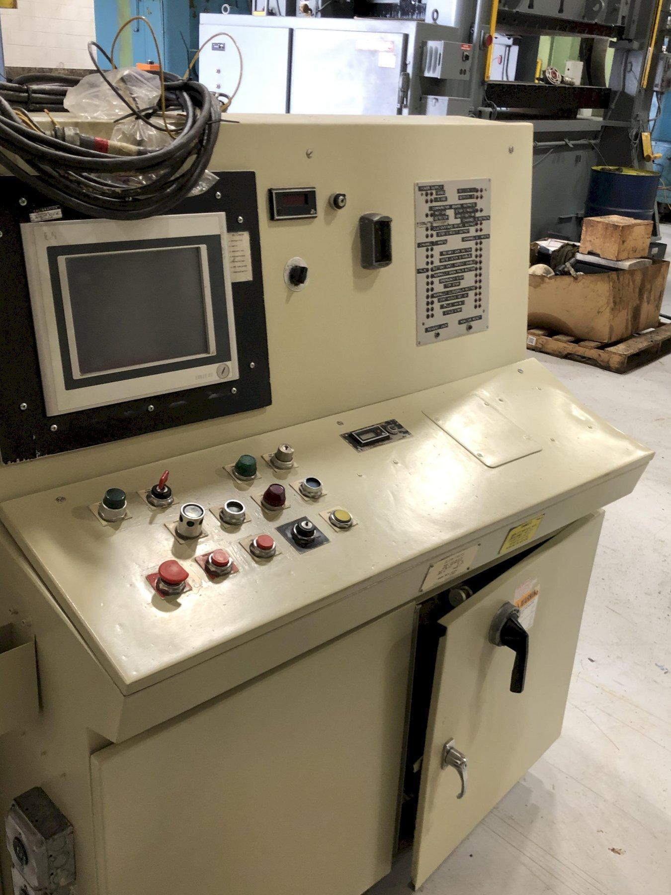 200 Ton Blow SC2-200-84-40 Straight Side Press